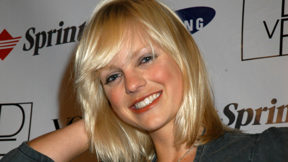 Anna Faris on the red carpet