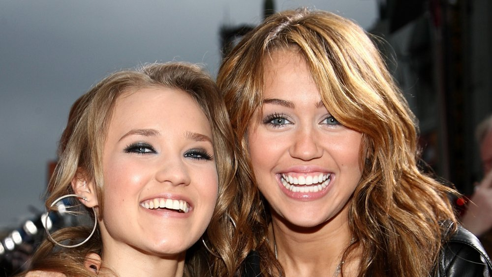 Miley Cyrus, Emily Osment