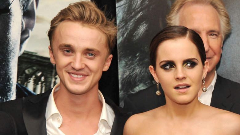 Are Tom Felton And Emma Watson In A Relationship
