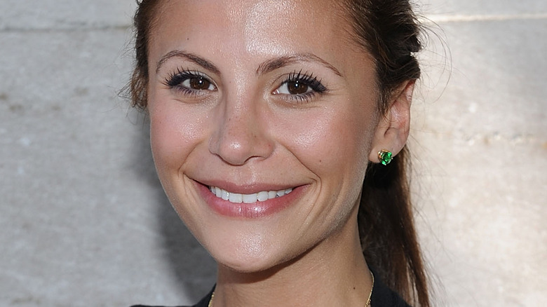 Gia Allemand smiling