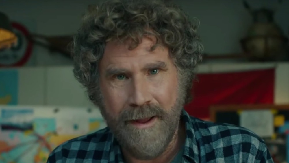 Will Ferrell in a GM commercial