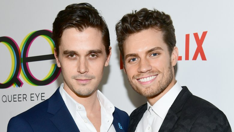 Antoni Porowski and Joey Krietemeyer