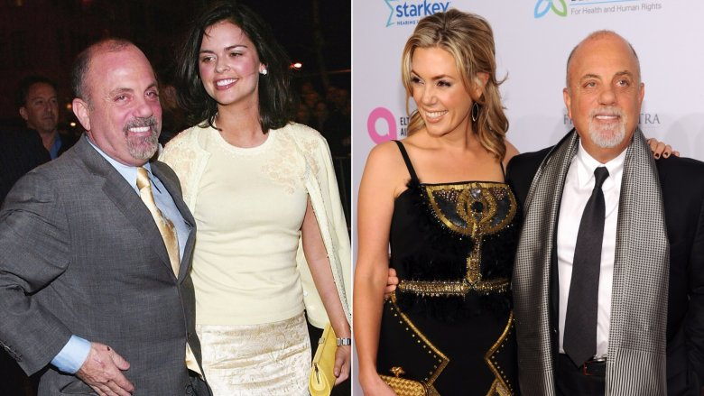 Billy Joel and Katie Lee and Alexis Roderick