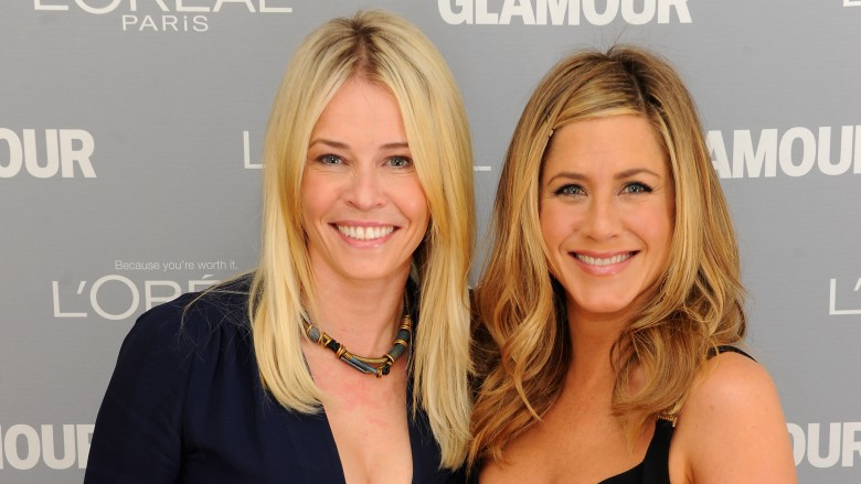 Being friends with Jennifer Aniston is a burden: Chelsea