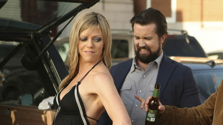 Kaitlin Olson And Rob Mcelhenney Wedding.Couples Who Met On Set And Stayed Together