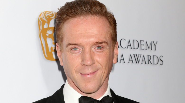 Damian Lewis on the red carpet