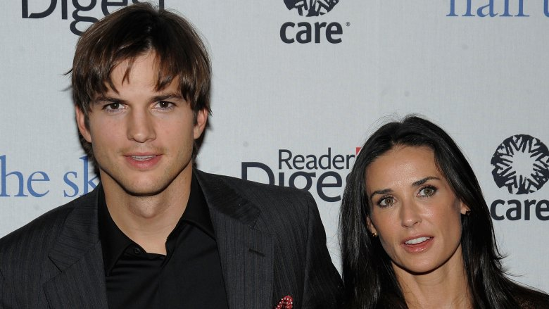 Demi Moore drops stunning accusations about ex Ashton Kutcher