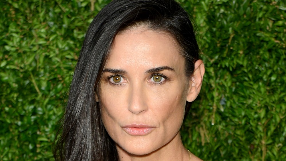 Demi Moore has made some controversial decisions