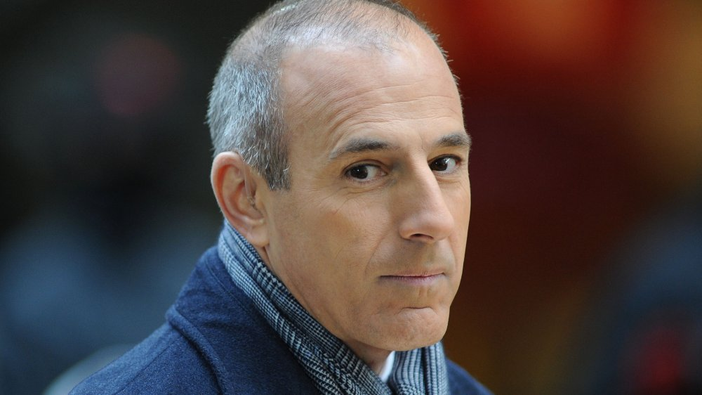 Did Matt Lauer have an affair with an NBC star?