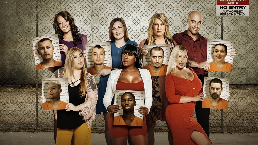 Love after Lockup cast
