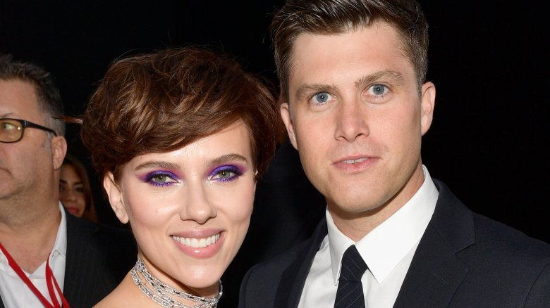 All The Details About Scarlett Johansson Colin Jost