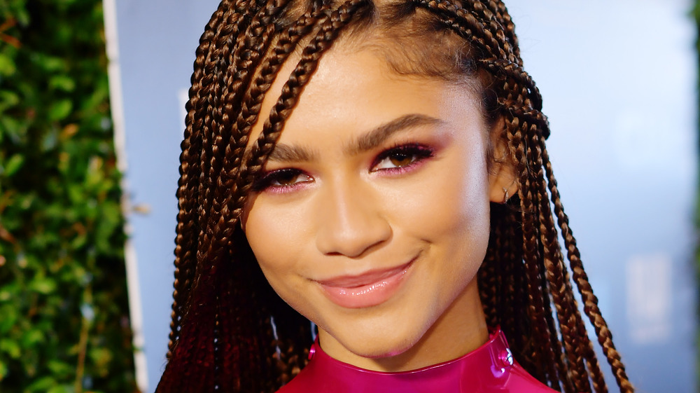 Zendaya at an awards show