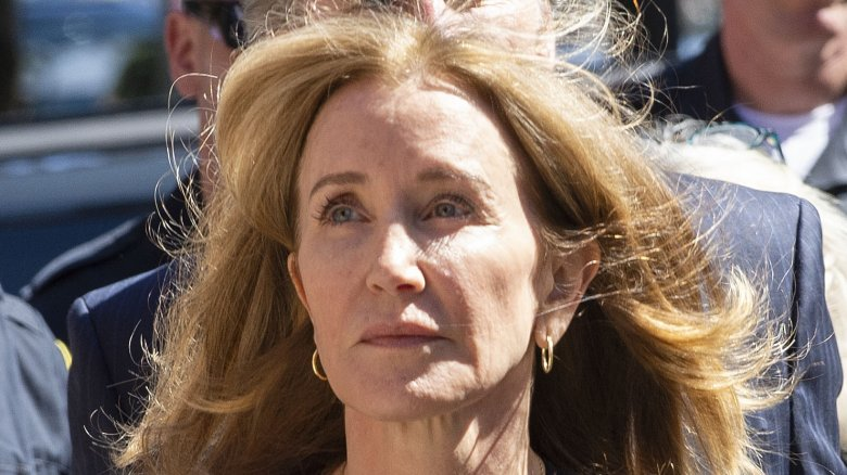 Felicity Huffman sentenced to 14 days in prison for college scam