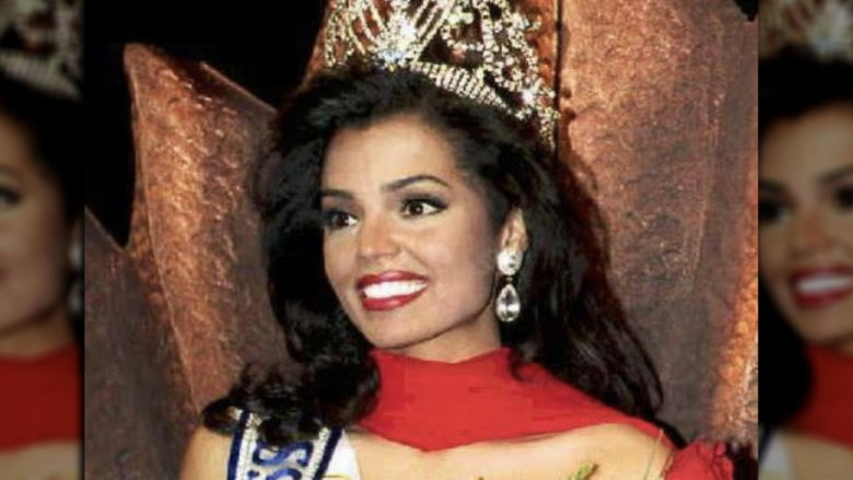 Miss Universe Chelsi Smith