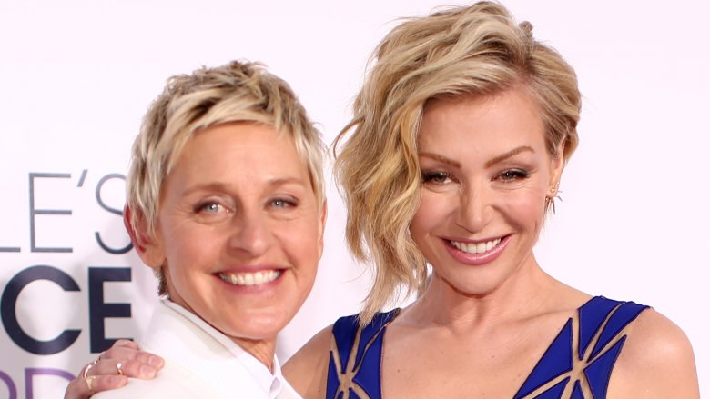 Here's how Ellen DeGeneres and Portia de Rossi make their relationship work