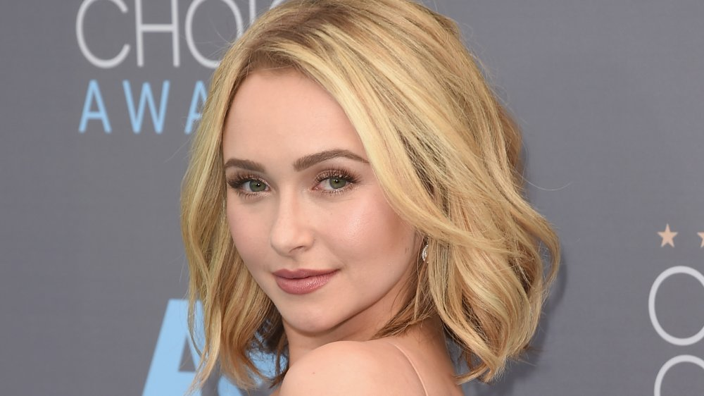 Actress Hayden Panettiere attends the 21st Annual Critics' Choice Awards