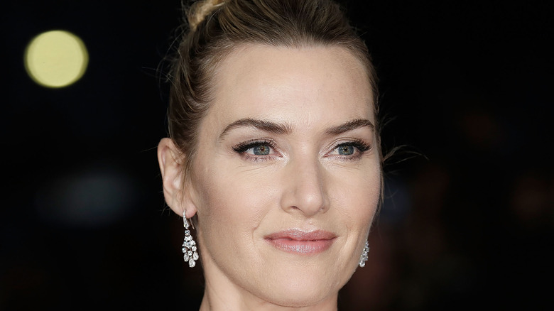 Kate Winslet smiling