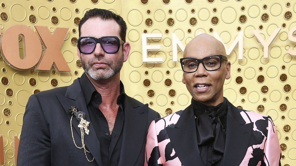 Here's how much RuPaul and his husband are really worth