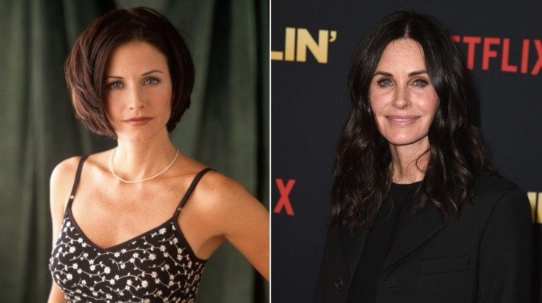 Monica Geller, Courteney Cox