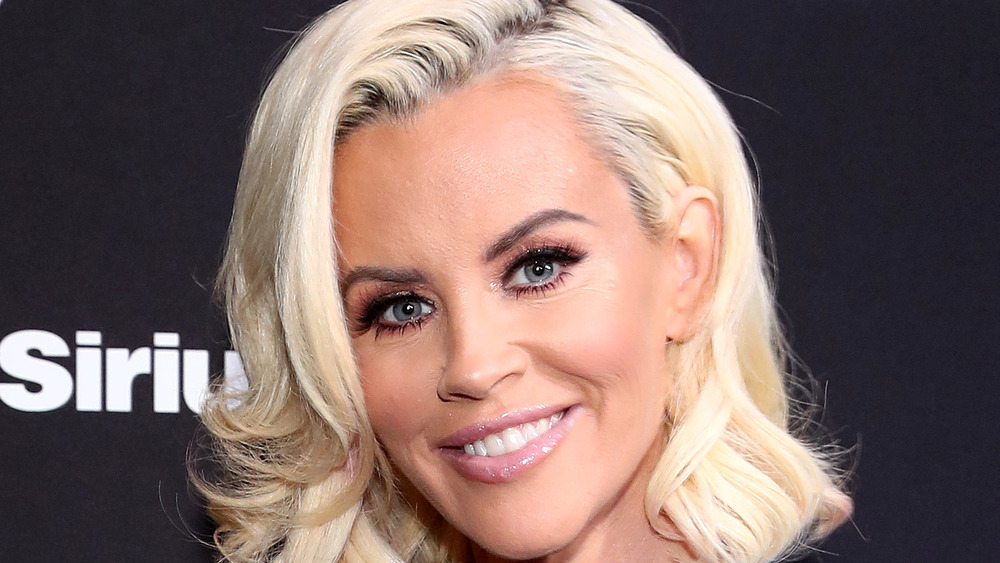 Jenny McCarthy smiling