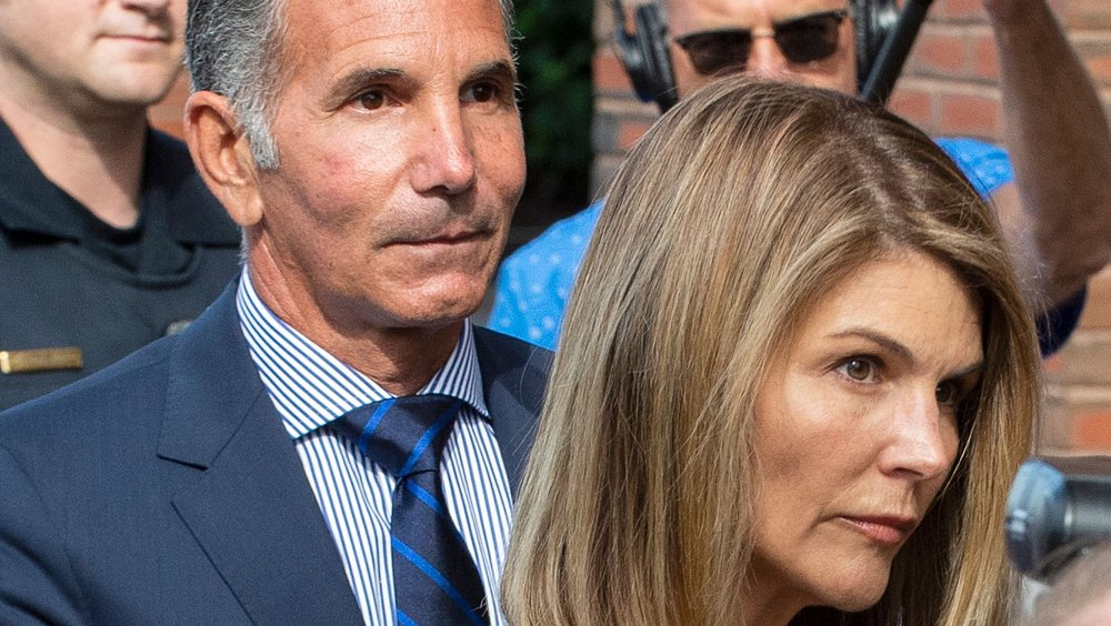 Lori Loughlin and Mossimo Giannulli