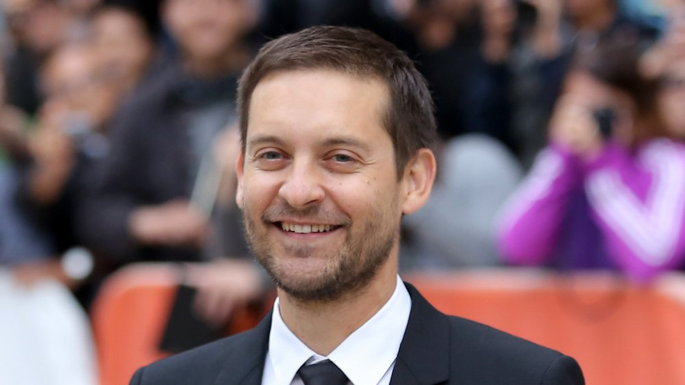 Here's why we don't see much of Tobey Maguire anymore