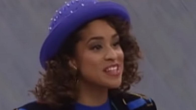 Karyn Parsons as Hilary in The Fresh Prince of Bel-Air