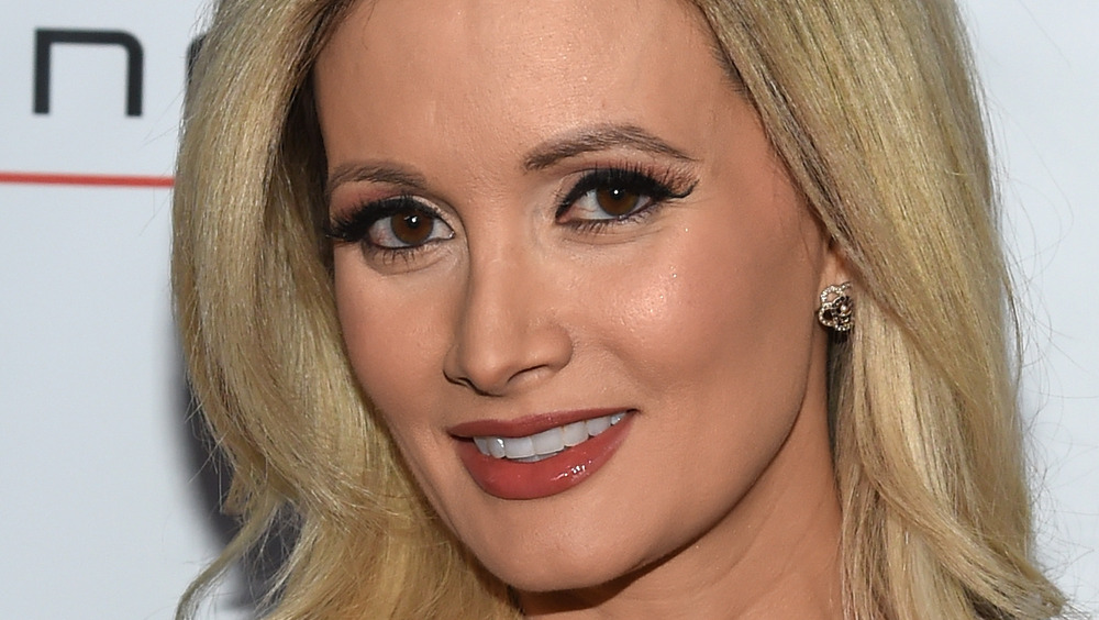 Holly Madison brown eyes