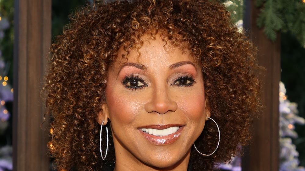 """Holly Robinson Peete at Hallmark Channel's """"Home & Family"""""""