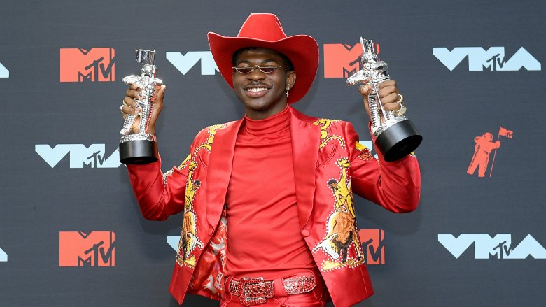 How Lil Nas X really feels about winning his first VMA