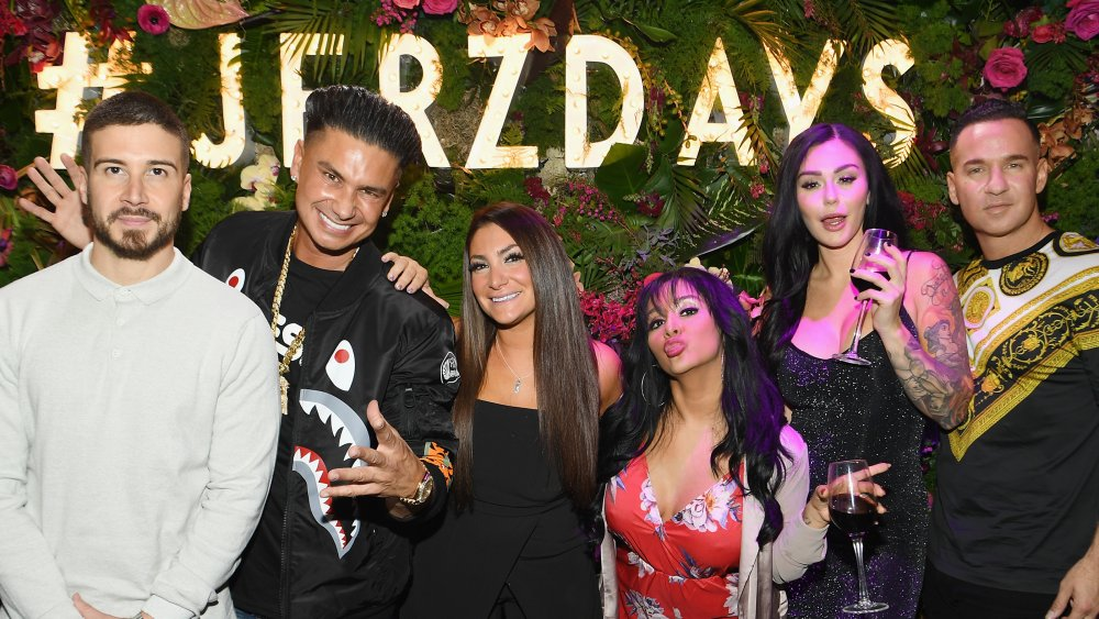 Vinny Guadagnino, Pauly D, Deena Cortese, Snooki, JWoww, Mike The Situation