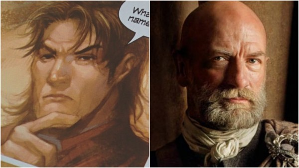 How the cast of Outlander should really look