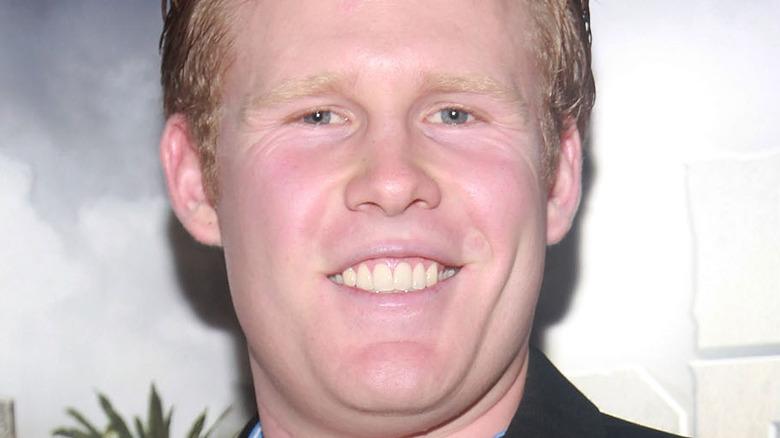 Andrew Giuliani at event