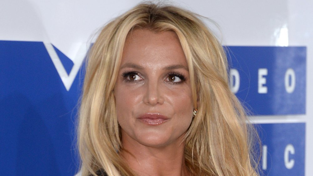 Britney Spears at the 2016 MTV Video Music Awards