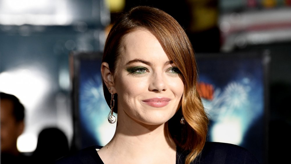 Emma Stone at the Zombieland: Double Tap premiere in 2019