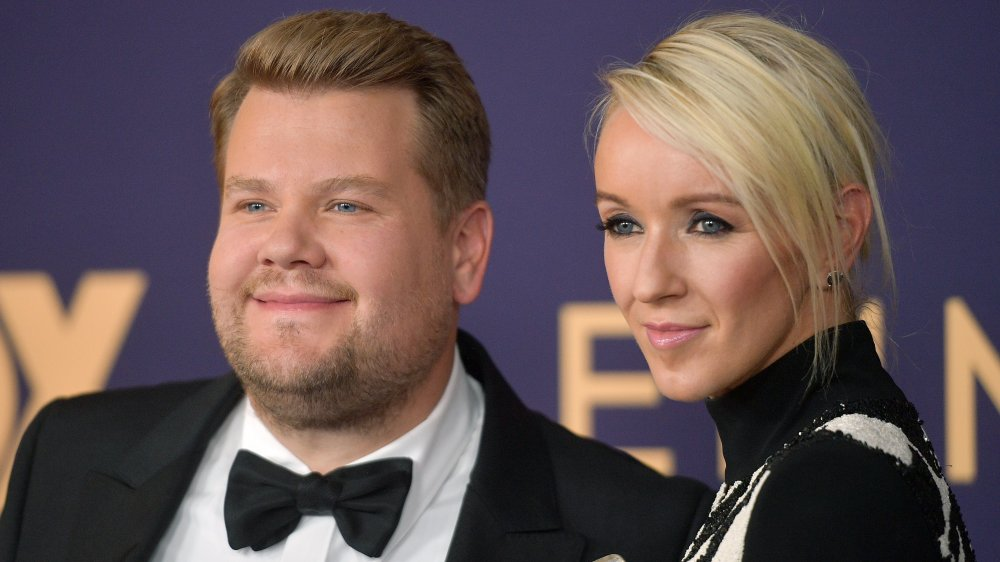 Inside James Corden's relationship with wife Julia Carey