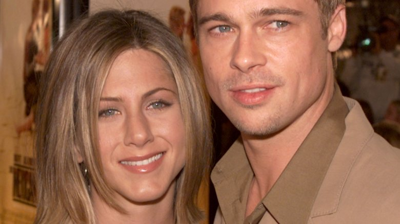 Jennifer Aniston Brad Pitt