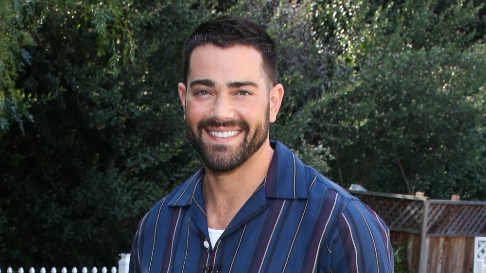 Jesse Metcalfe at Hallmark Channel's Home and Family in 2020