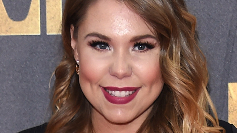 Kailyn Lowry at the Mtv Movie Awards