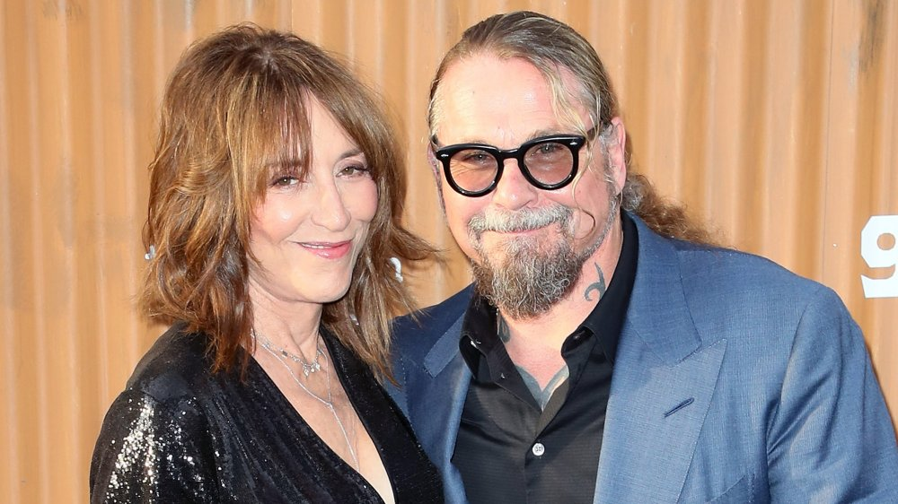 katey sagal kurt sutter red carpet