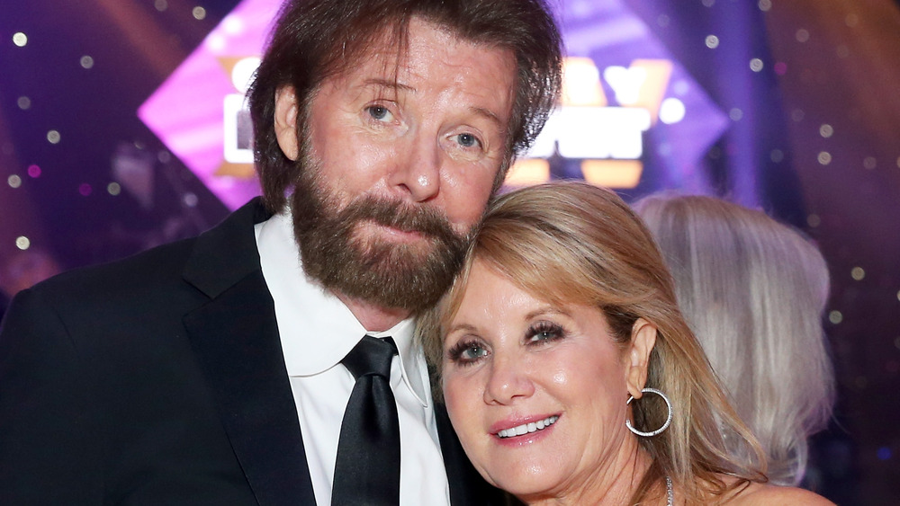 Ronnie and Janine Dunn, red carpet