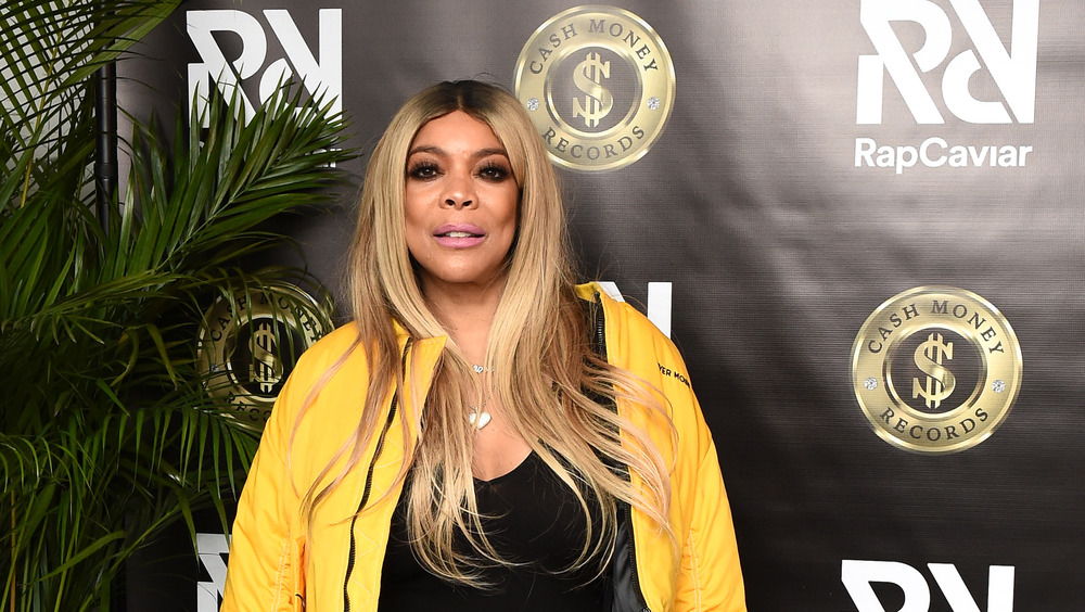 Wendy Williams red carpet