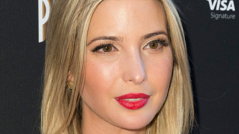 Ivanka Trump at the Cirque Du Soleil Paramour Broadway Opening Night in 2016