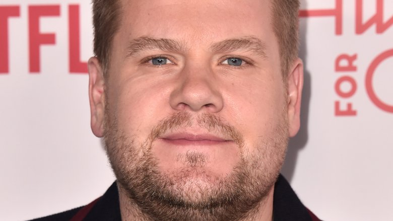 James Corden reveals the rudest celebrity he's ever met
