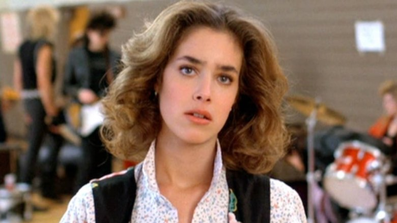 Claudia Wells fast times