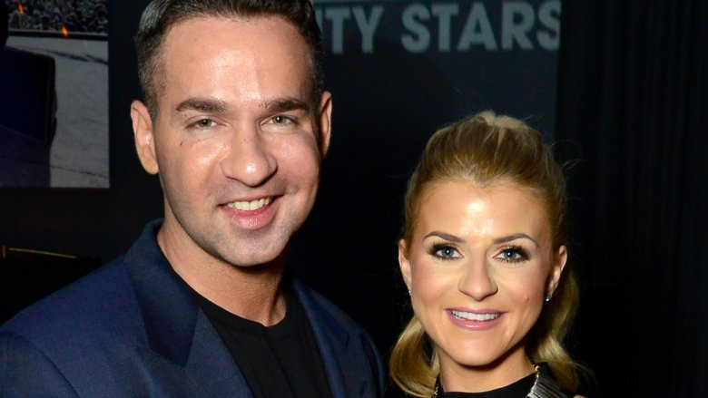 Jersey Shore star Mike Sorrentino and Lauren Pesce