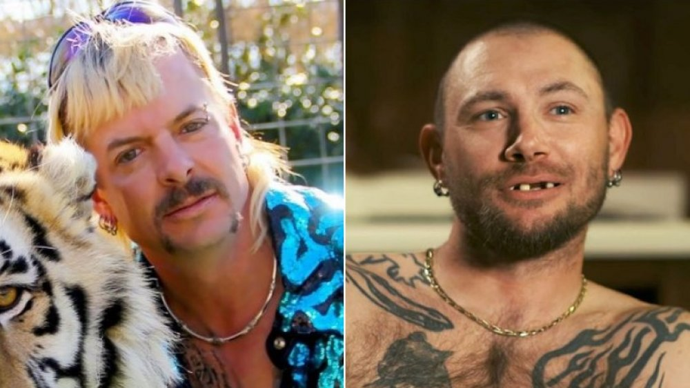 Joe Exotic, John Finlay