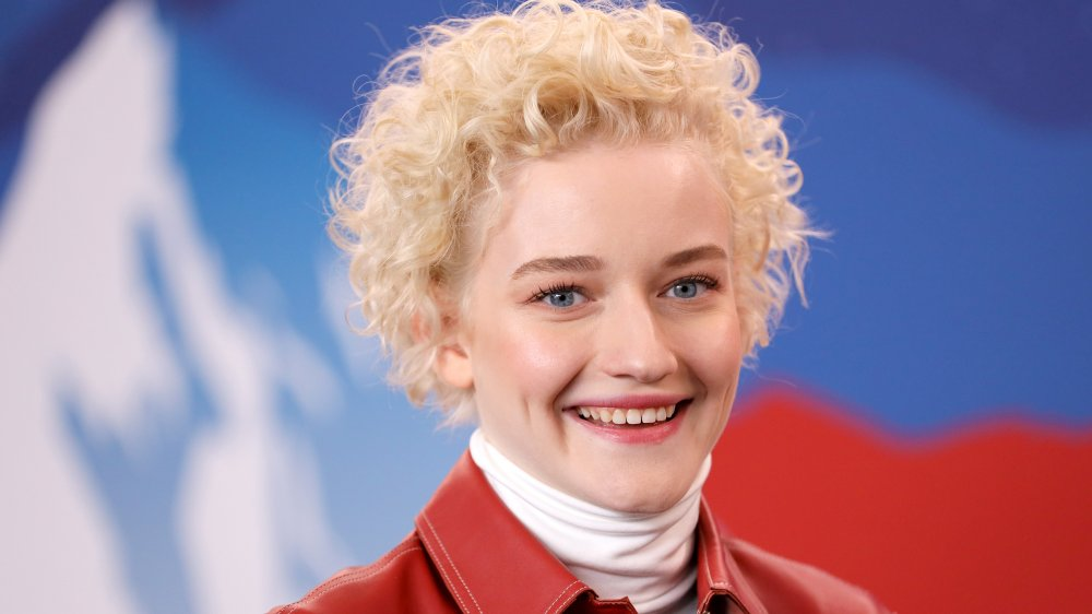 Julia Garner at Sundance Film Festival in 2020