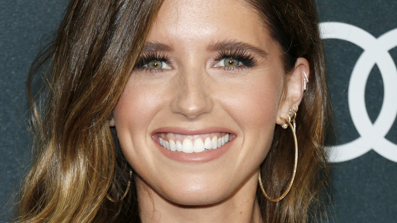 Katherine Schwarzenegger on red carpet