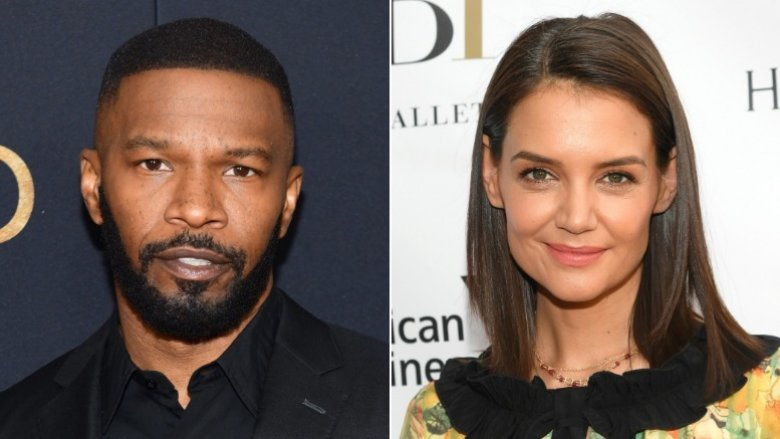 Here's when Katie Holmes and Jamie Foxx's troubles started